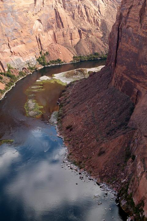 Colorado River, Glen Canyon, Tourist Attraction