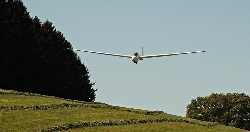 Glider, Landing, Glider Pilot, Air Sports