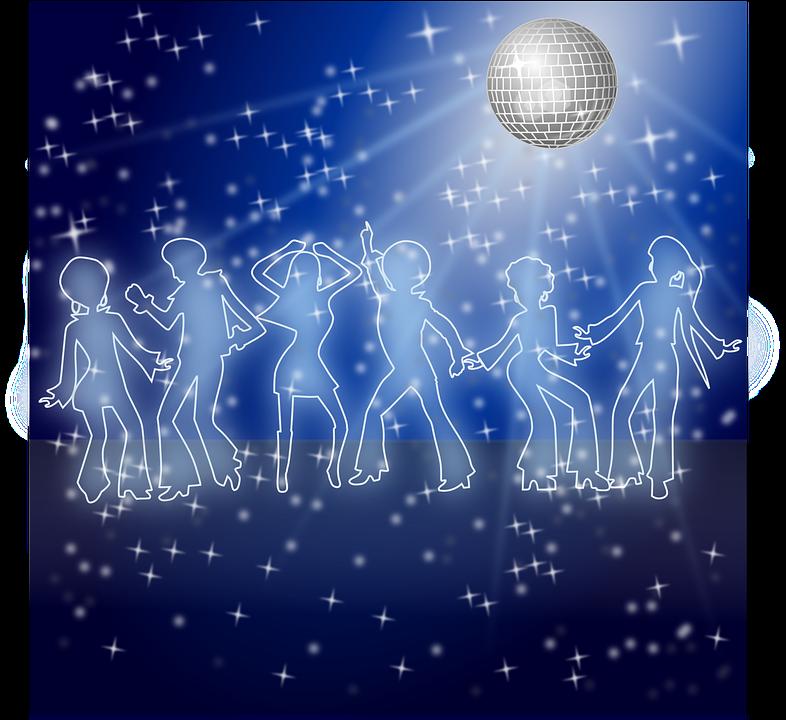 Disco, Disco Ball, Mirror Ball, Glitter Ball