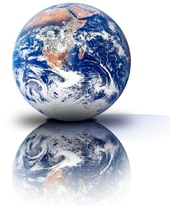Earth, Planet, Planet Earth, World, Globe, Global