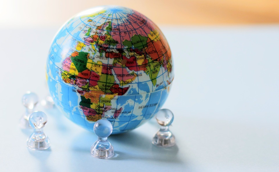 Magnets, World, World Population, Globe, Global, Earth