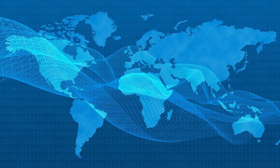 Free photo Globalisation Network Communication Internet - Max Pixel