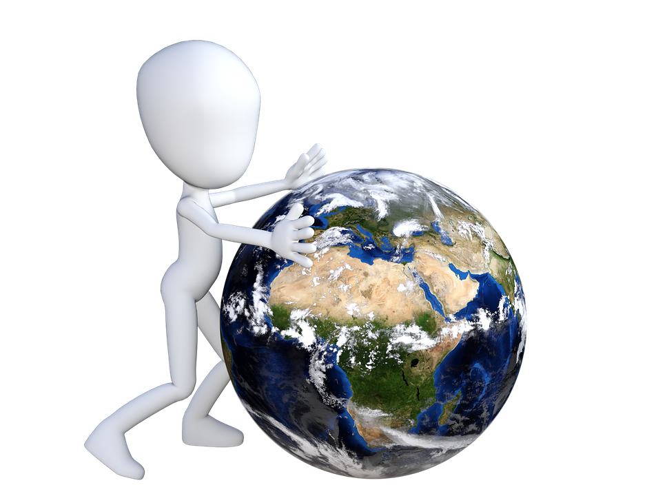 Earth, Planet, Business Concept, World, Globe