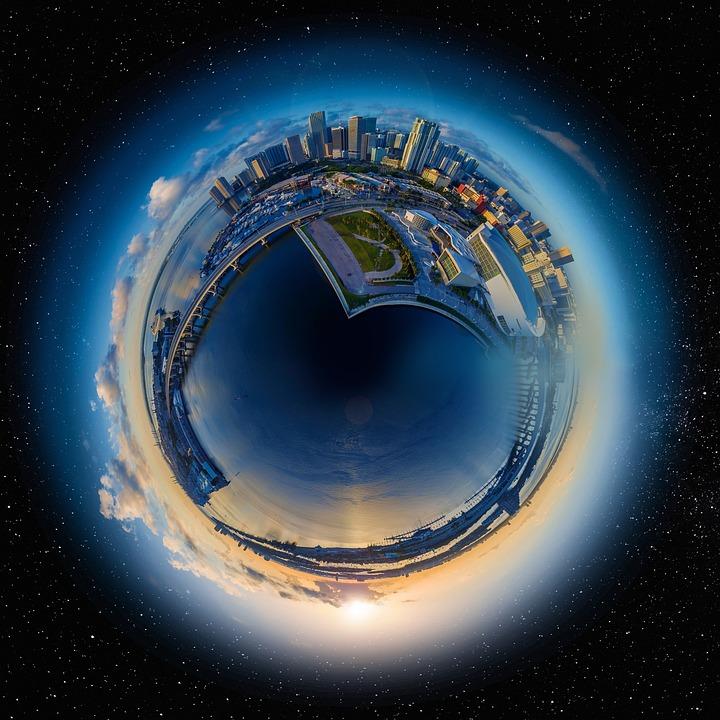 Florida, Globe, Miami, Earth, Travel, Global