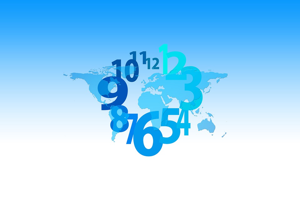 Clock, Time, Digits, Pay, Continents, Globe