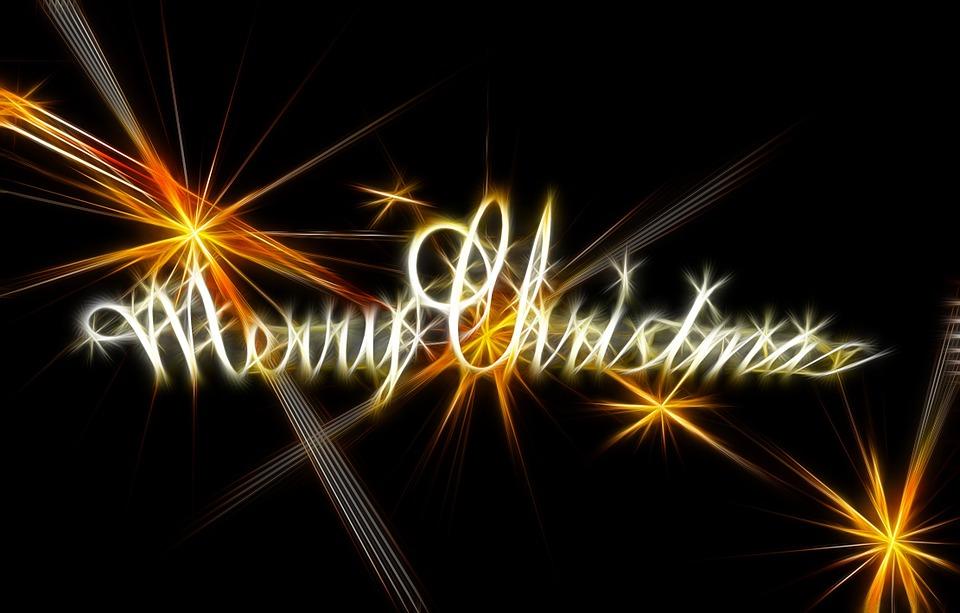 Advent, Christmas Eve, Star, Gloss, Sparkle, Shining
