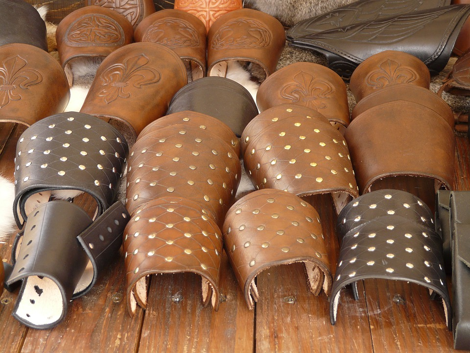 Gloves, Leather Bracelet, Leather, Bracelet