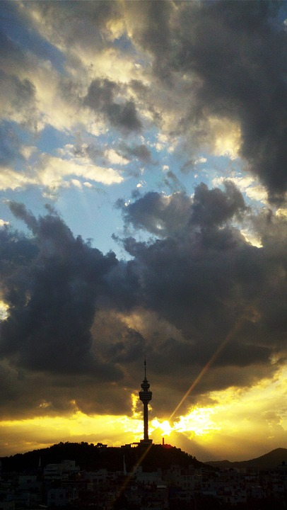 free photo glow cloud sky solar sunset light evening glow max pixel