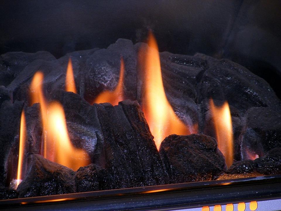 Flames, Orange, Fire, Hot, Burn, Warm, Glow, Danger