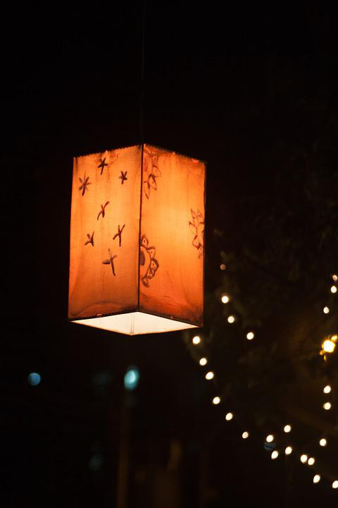 Light, Night, Glow, Lamp, Outdoors