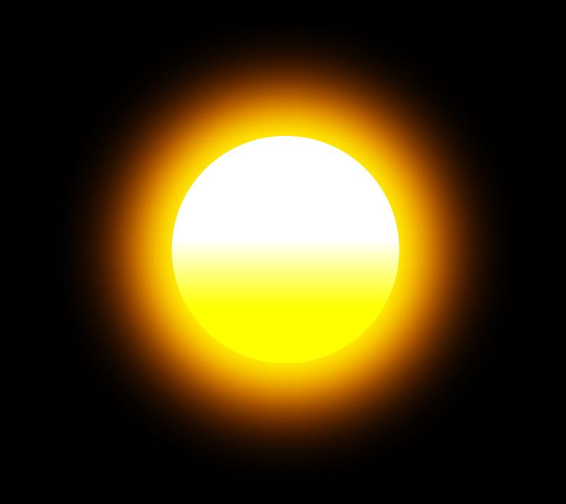 Sun, Star, Sunlight, Glow, Universe, Astronomy, Science