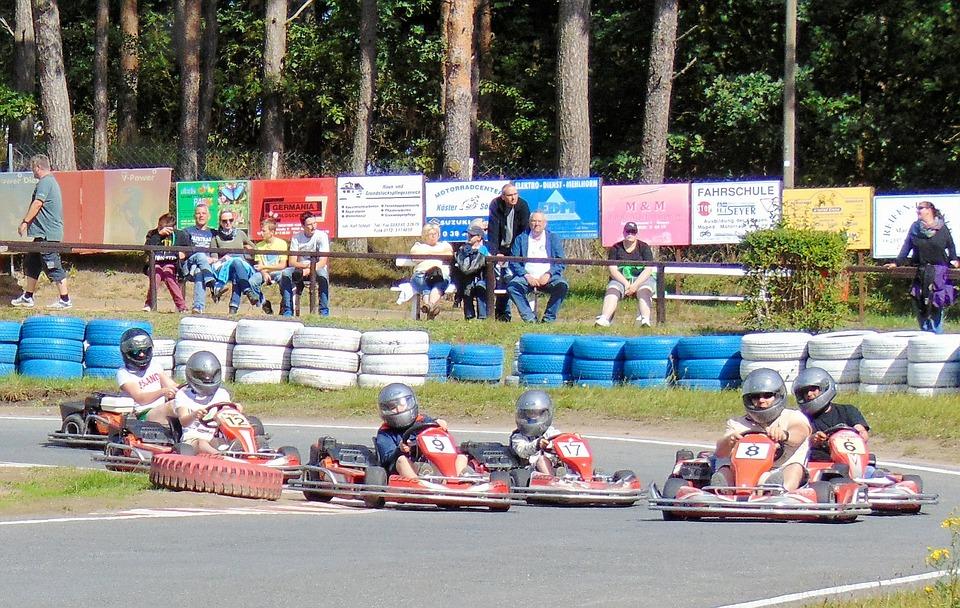 Go-kart, Go Kart Track, Rügen, Mountains, Kart, Race