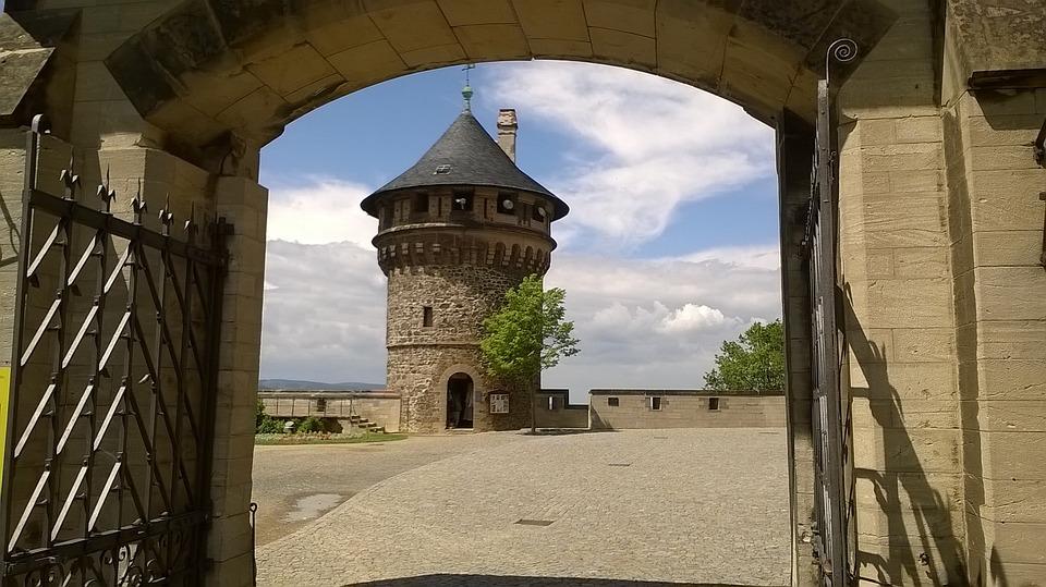 Tower, Castle Tower, Castle, Wernigerode, Goal