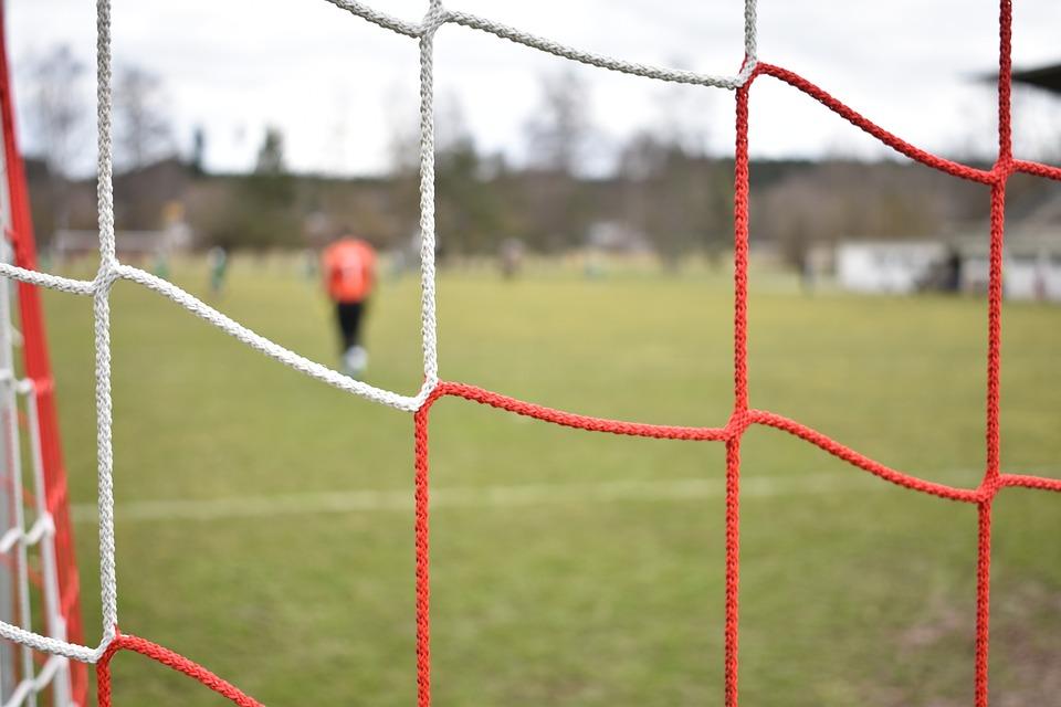 Net, Football, Goal, Sport, Soccer, Grass, Field, Game