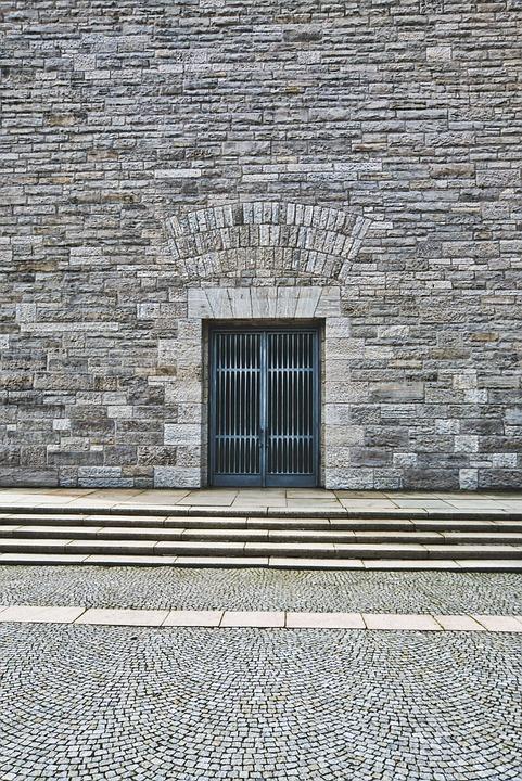 Door, Input, Tower, Architecture, Goal, Door Opening