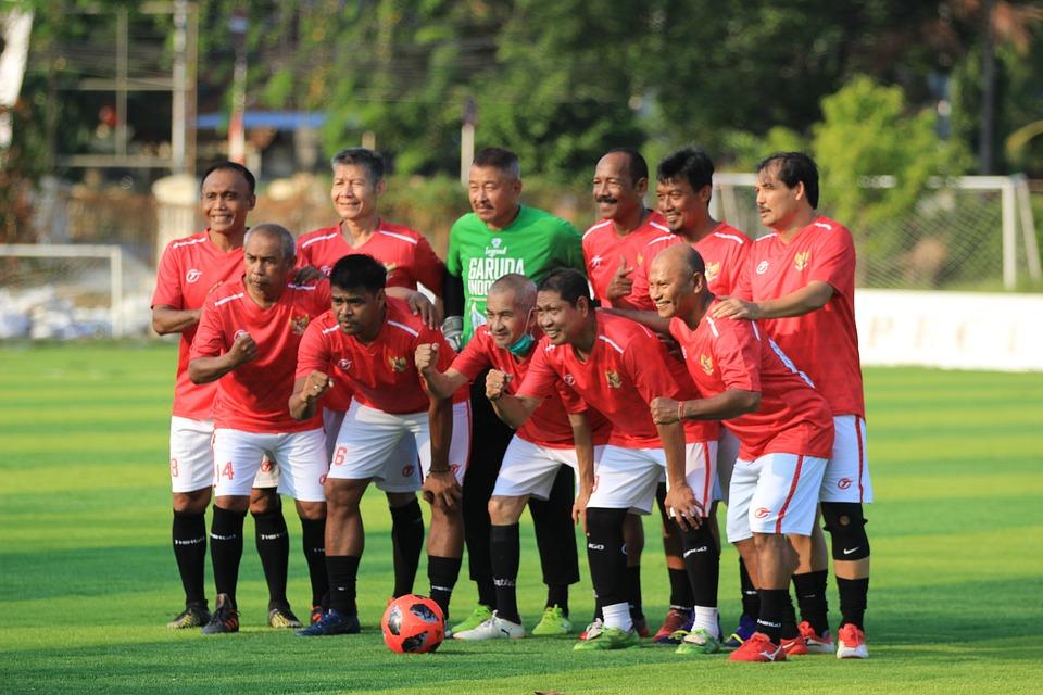 Team, Football, Soccer, Ball, Goal, Sport, Field
