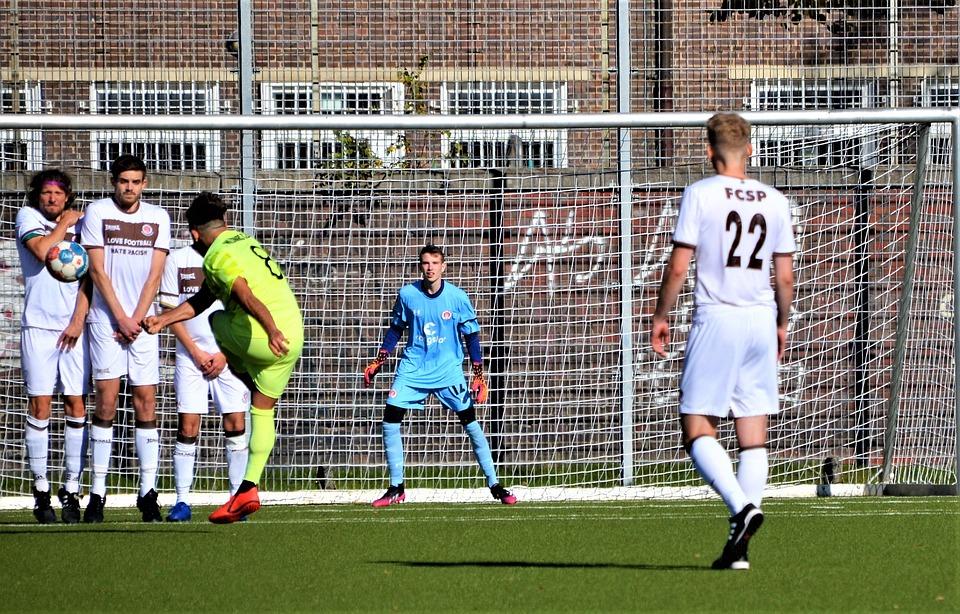 Soccer, Sports, Hamburg, Goalkeeper, Athletes