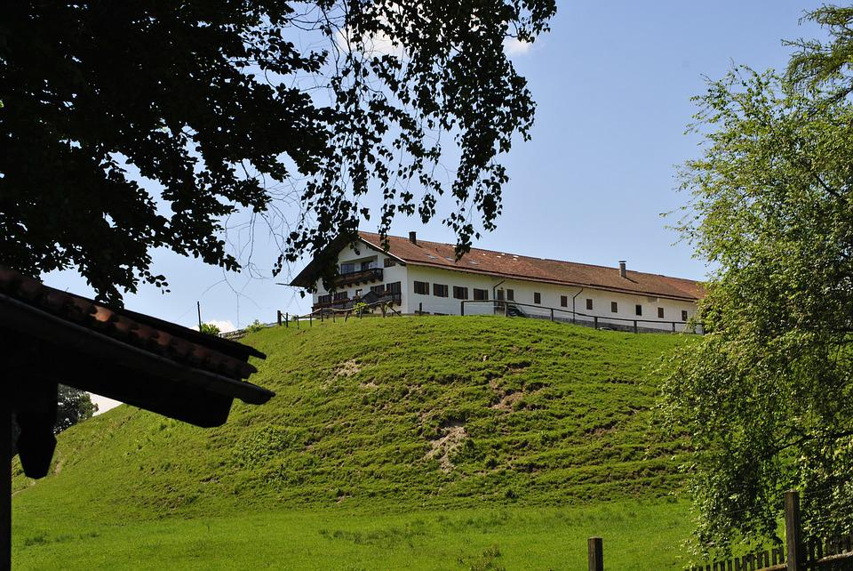Uas, Farm, Historic Home, Mammal, Goats, Mother Goat