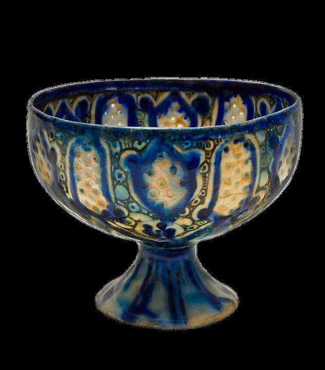 Old, Ancient, Goblet, Drinking Vessel