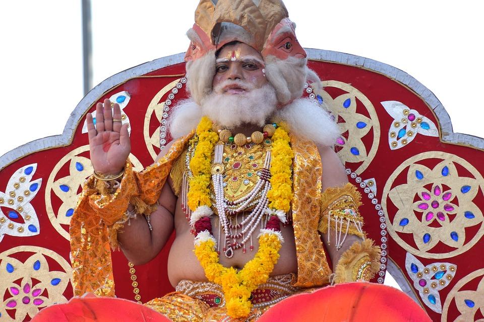 God Brahma, Creator God In Hinduism, Hindu Mythology