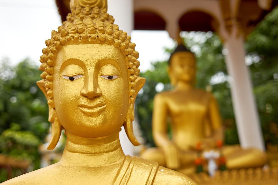 Buddha, Buddhism, Statue, Buddhist, Temple, God