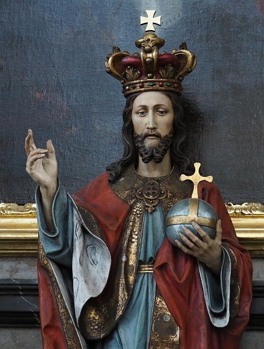 Christ The King, Jesus, The Ruler Of The, Mr, God