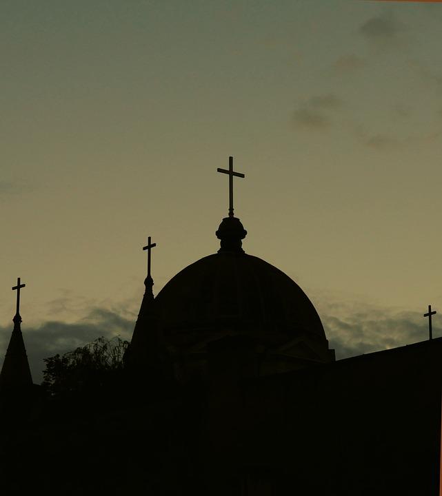 Church, Cross, God, Jesus