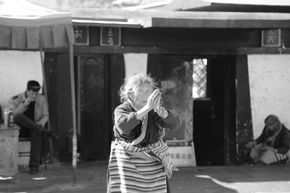 Ao, Prayer, North Korea, God, Persons