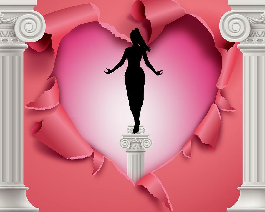 Goddess, Aphrodite, Mythology, Statue, Love, Old