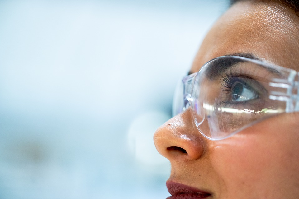 Goggles, Chemist, Researcher, Medicine, Protection