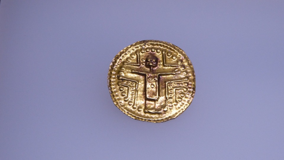 Haithabu, Viking, Museum, Gold, Coins, Jewellery