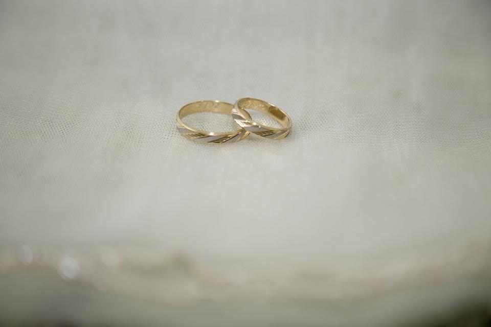 Wedding, Ring, Wedding Rings, Love, Wedding Ring, Gold