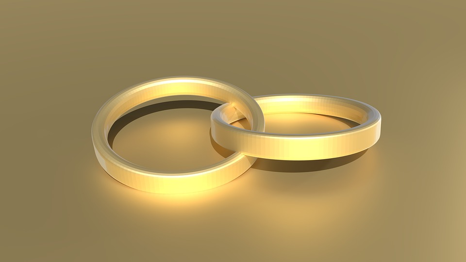 Free photo Gold Ring Wedding Ring Gold Ring Before Symbol Max Pixel