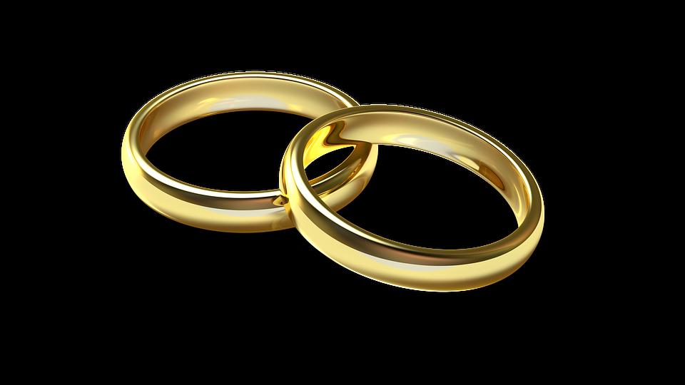 Rings, Wedding, Gold, Marry, Gold Ring, Wedding Rings