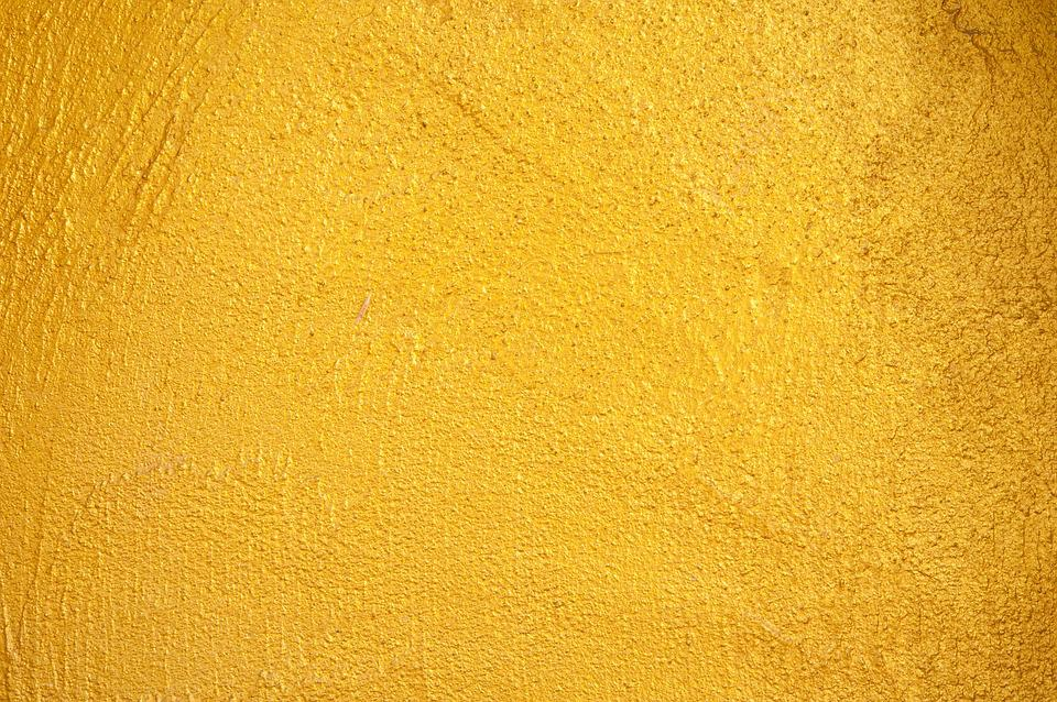 Yellow, Wall, Concrete, Design, Gold, Color, Structure