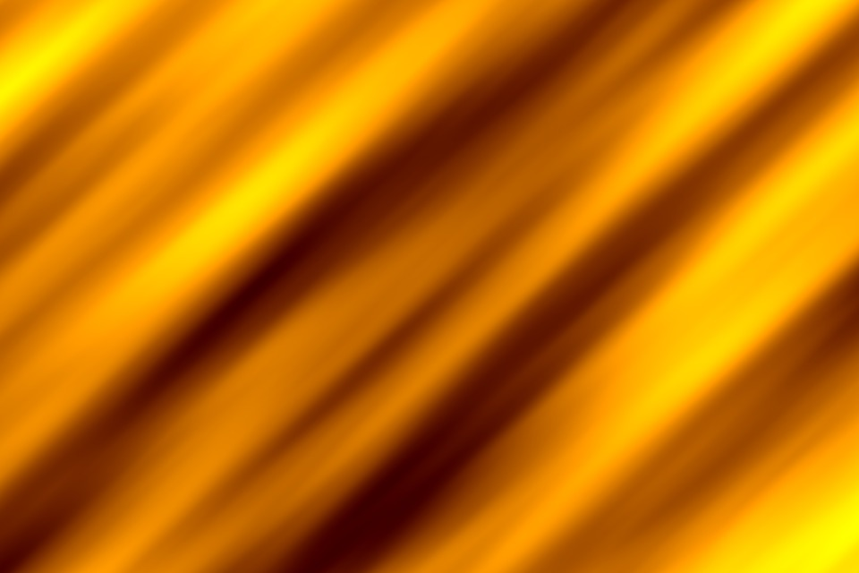 Free Photo Gold Yellow Pattern Texture Golden Background