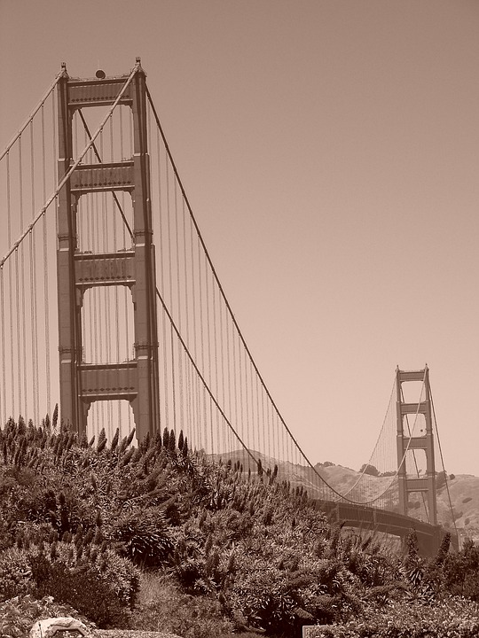 Golden Gate Bridge, United States, San Francisco