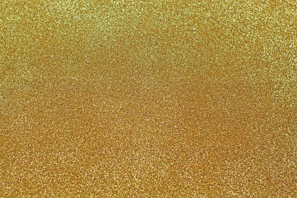 Gold, Wrapping Paper, Background, Golden, Paper, Shiny