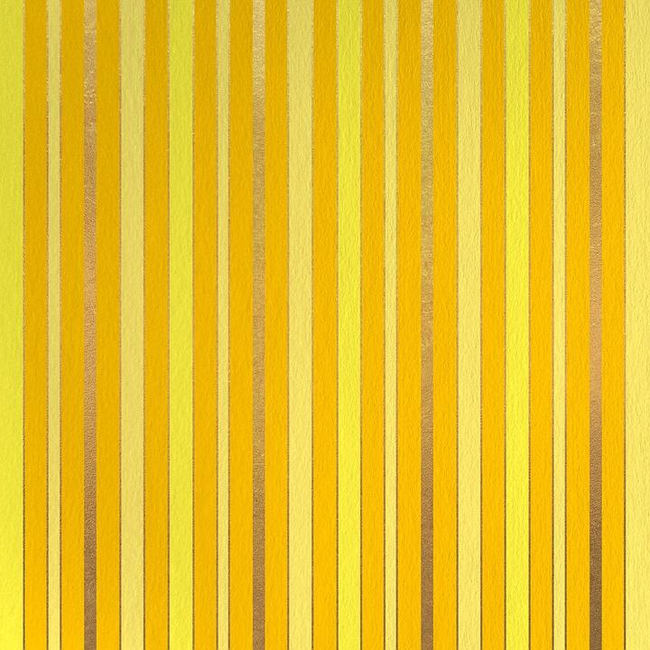 Stripes, Golden, Yellow, Background, Scrapbooking