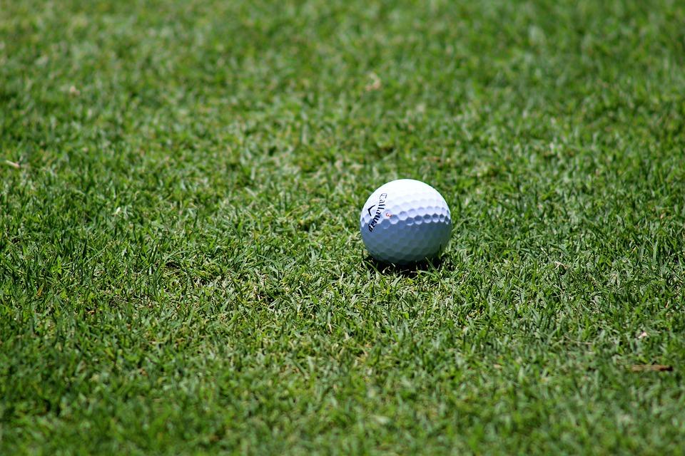 Ball, Fairway, Golf, Golf Ball, Grass
