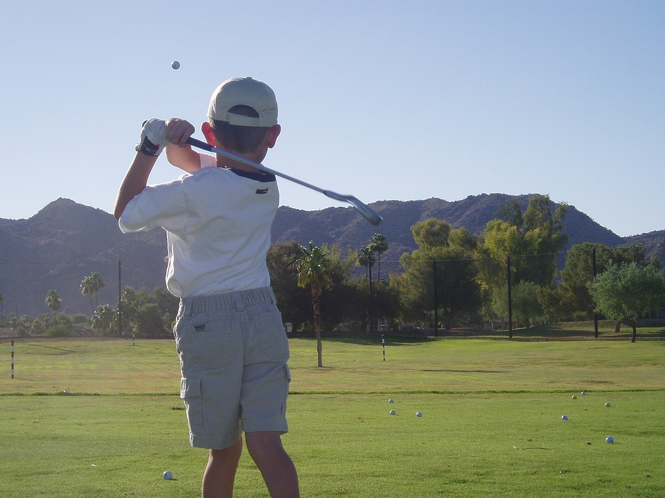 Golf, Junior, Boy