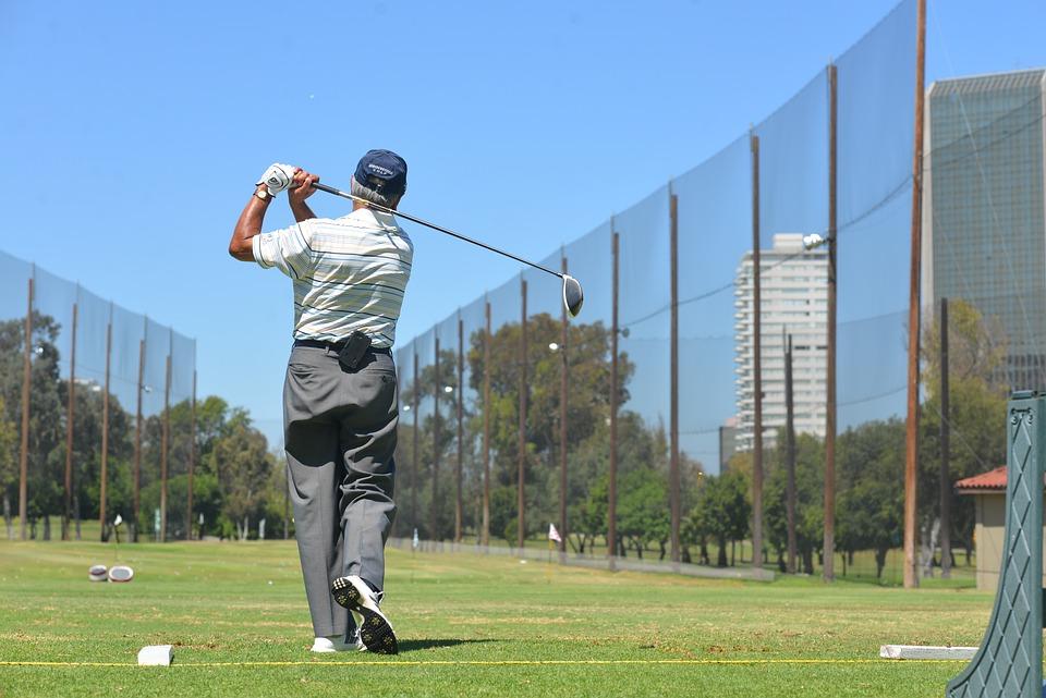 Golf, Sport, Green, Game, Golfing, Man, Person