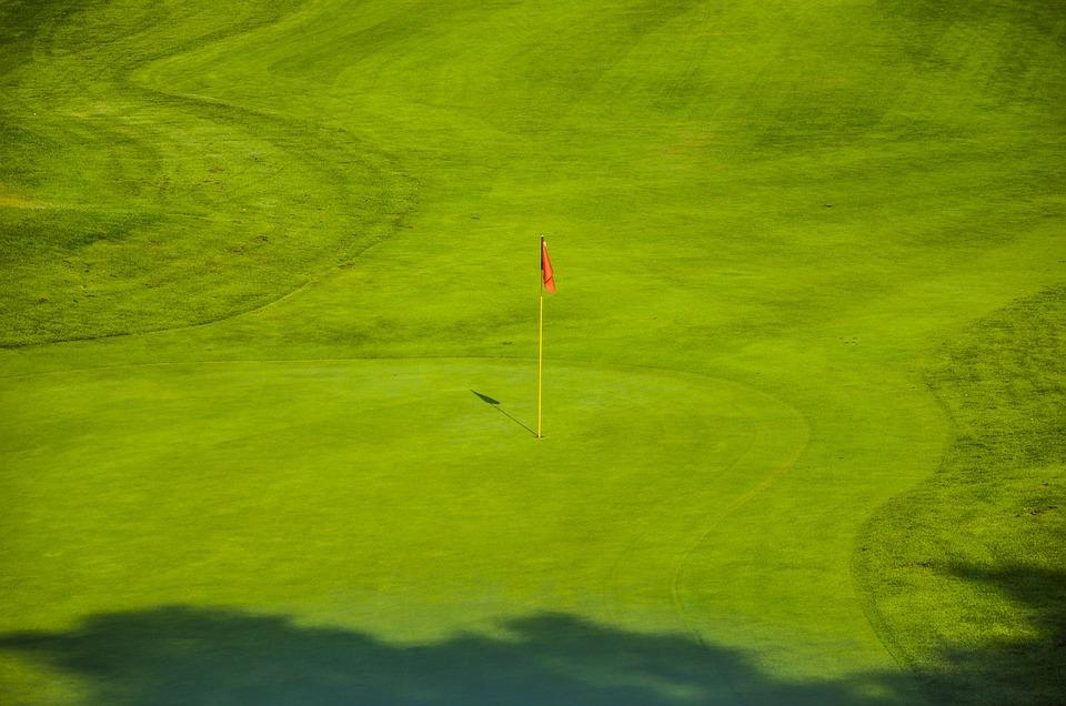 Golf, Green, Golf Courses, Landscape, Golf Course, Rush