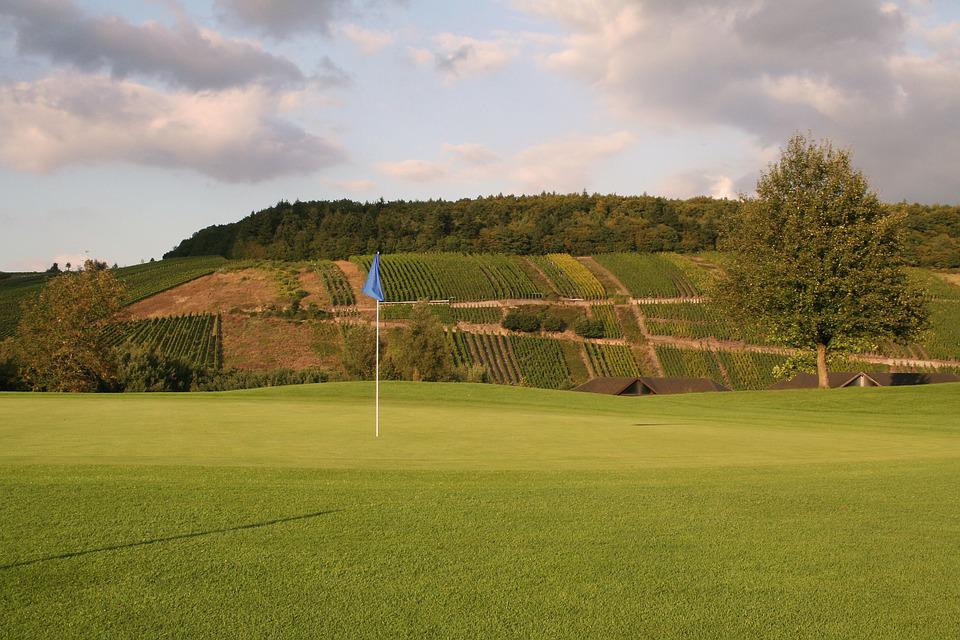 Golf, Rush, Green, Flag, Hole, Golf Club, Putting