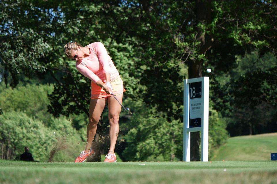 Samantha Troyanovich Golfer, Golfing, Symetra Tour
