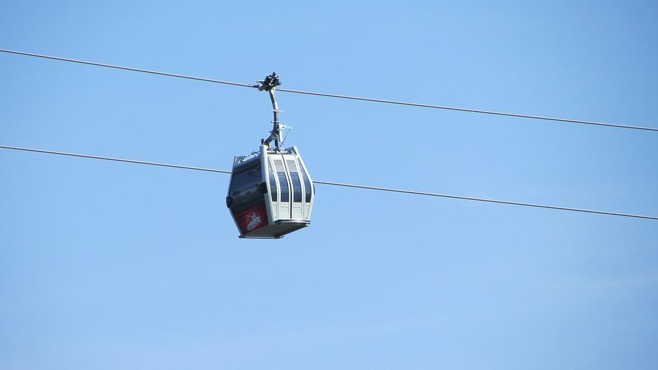 Cable Car, Gondola, Shuttle Service, Rope