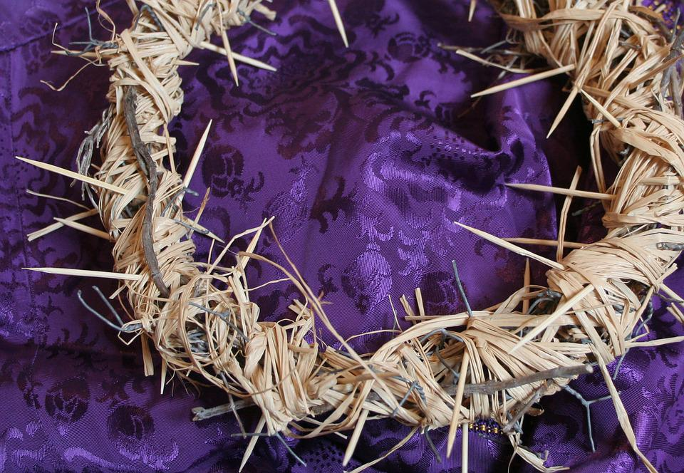 Crown Of Thorns, Jesus, Crucifixion, Good Friday
