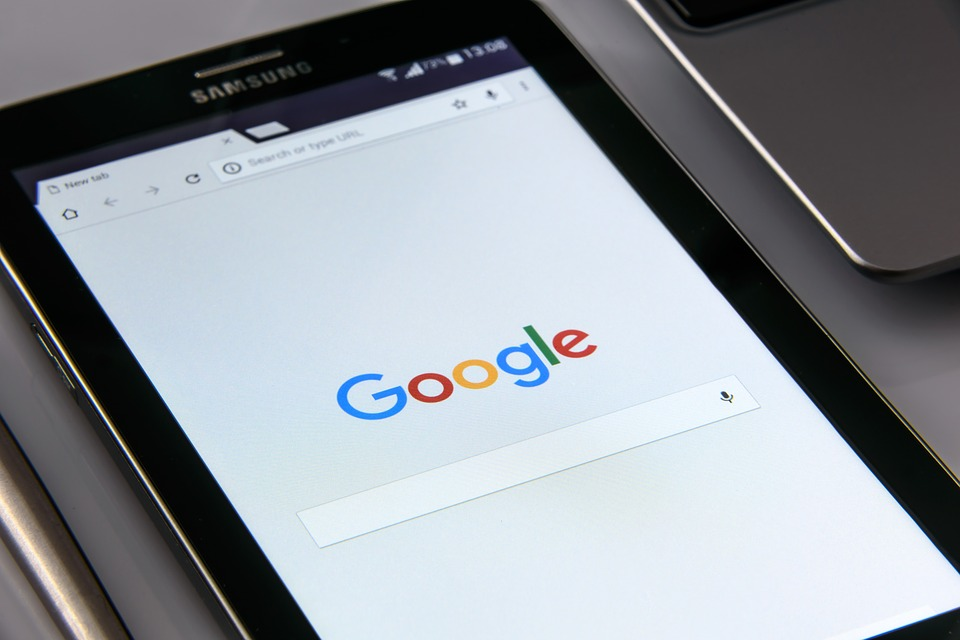 Google On Your Smartphone, Search, Internet, Www
