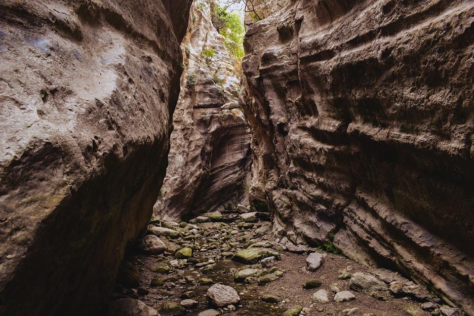 Cyprus, Akamas, Avakas Gorge, Rock, Gorge, Nature, Wild
