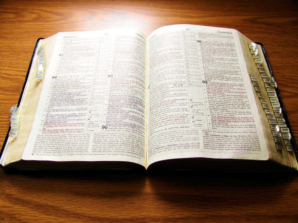 Bible, Religion, Christianity, Gospel